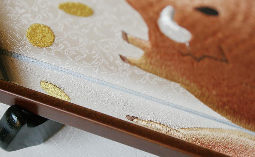 干支飾り 干支刺繍
